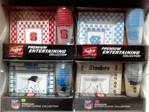 College and NFL Tailgate Kits