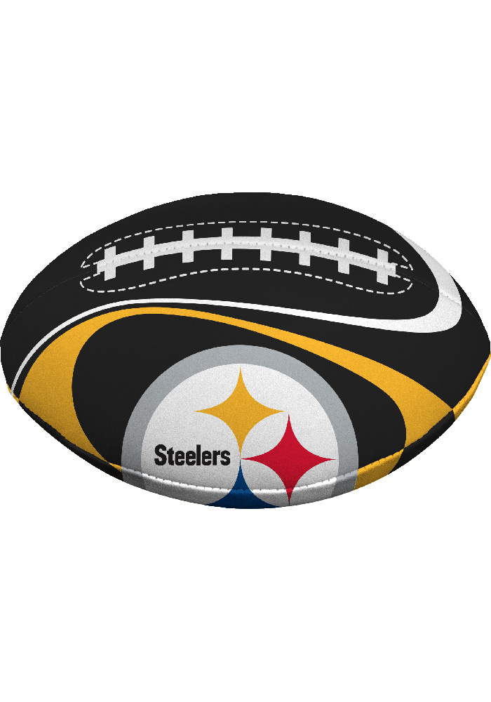 Pittsburgh Steelers Soft Football