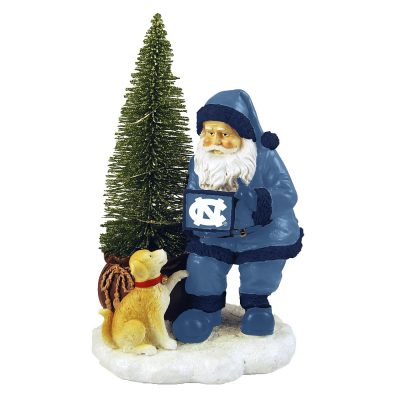 North Carolina Tar Heels Santa